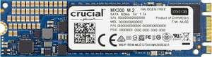 SSD interne Crucial MX300 CT1050MX300SSD4 - 1To, SATA M.2