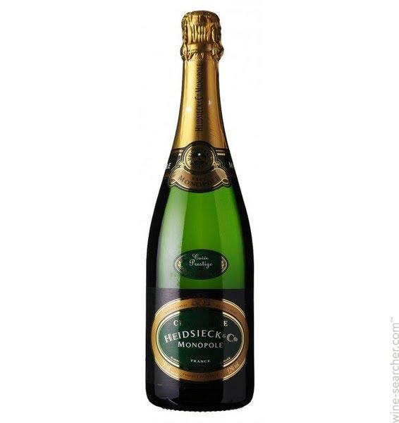 Champagne Heidsieck & Co Monopole - 75cl acheté = une offerte