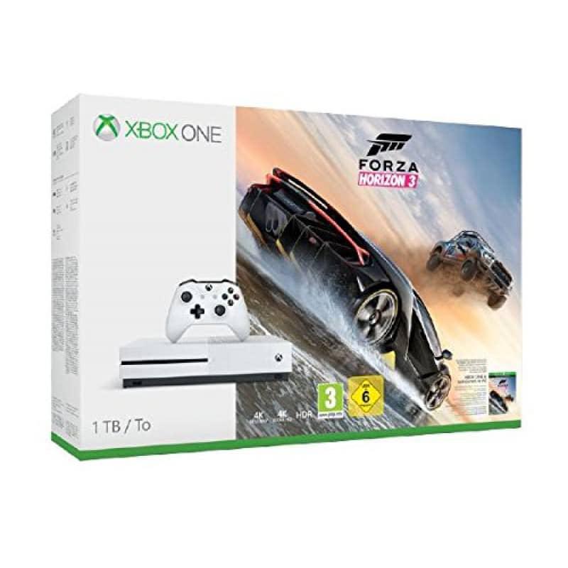 Console Microsoft Xbox One S 1 To + Forza Horizon 3 (via 68.70€ sur la carte) - Melun (77)