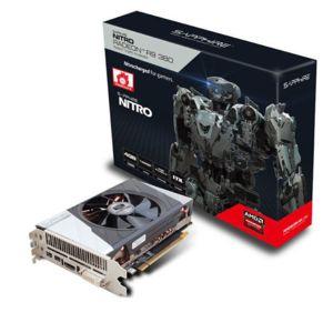 "Carte Graphique SAPPHIRE NITRO R9 380 4G PCI-E LITE - (Reconditionnée ""Premium"")"