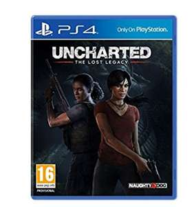 Uncharted : The Lost Legacy  + That's You sur PS4