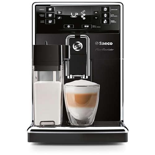 Machine expresso automatique Philips Saeco PicoBaristo (HD8925/01) - 11 boissons
