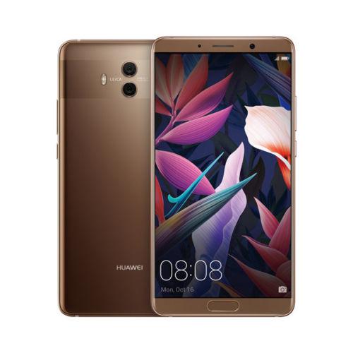 "Smartphone 5,9"" Huawei Mate 10 - 2560 x 1440, Kirin 970, 4 Go de RAM, 64 Go - Marron"