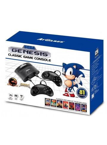 Sélection de consoles à -20% - Ex: Sega Megadrive avec 81 Jeux + 2 Manettes
