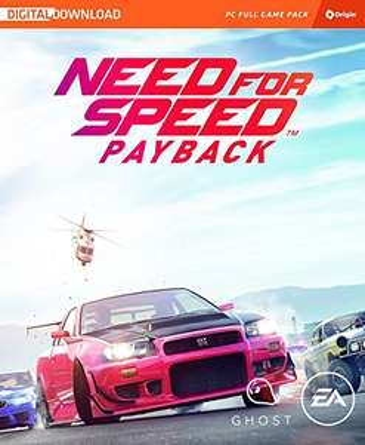 Jeu Need for Speed: Payback sur PC - Édition Standard (Dématérialisé, Origin)