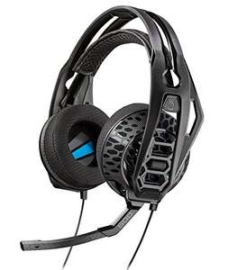 Micro-casque Plantronics RIG 500E - Noir, Virtual surround 7.1