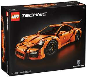 Jeu de construction Lego Technic Porsche 911 GT3 RS n°42056