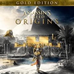 Jeu Assassin's Creed Origins sur PS4 - Edition Gold (Dématérialisé)