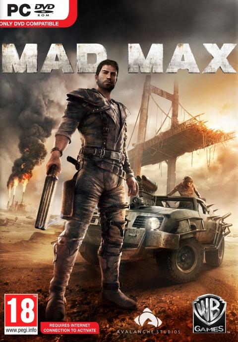 Sélection de jeux en promotion - Ex : Jeu Mad Max sur PC - Edition Goty (Dématérialisé, Steam, Frais inclus)