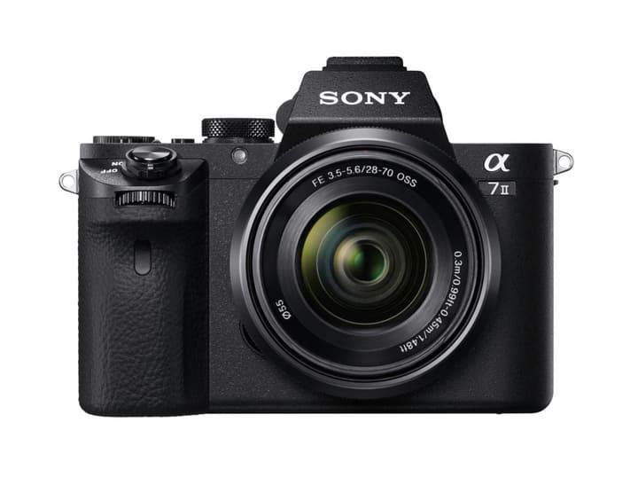[FRONTALIERS SUISSE] Appareil photo hybride Sony Alpha 7 II + objectif FE 28-70mm
