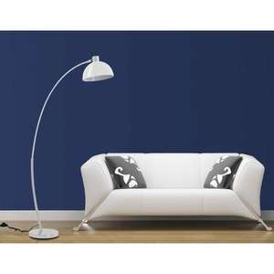 Lampadaire Arc Blanc Hauteur : 153 cm