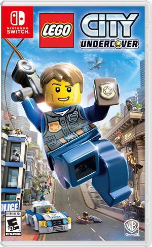Lego City Undercover sur Nintendo Switch (Dématérialisé - Store US)
