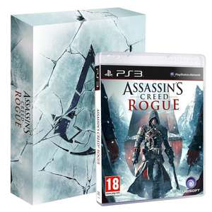 Assassin's Creed Rogue - Edition Collector sur PS3 et XBOX 360