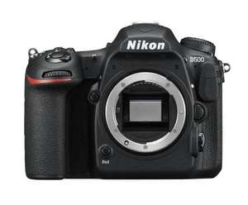 Appareil photo Reflex Nikon D500 Boîtier Nu - Noir