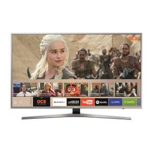 "TV 55"" Samsung UE55MU6405 UHD 4K + Pack Console Xbox One X 1 To Noir + Manette Xbox One sans fil Blanc + Google Home Mini + Destiny 2 + Artbook + Sea of Thieves + Deezer 3 mois offert"