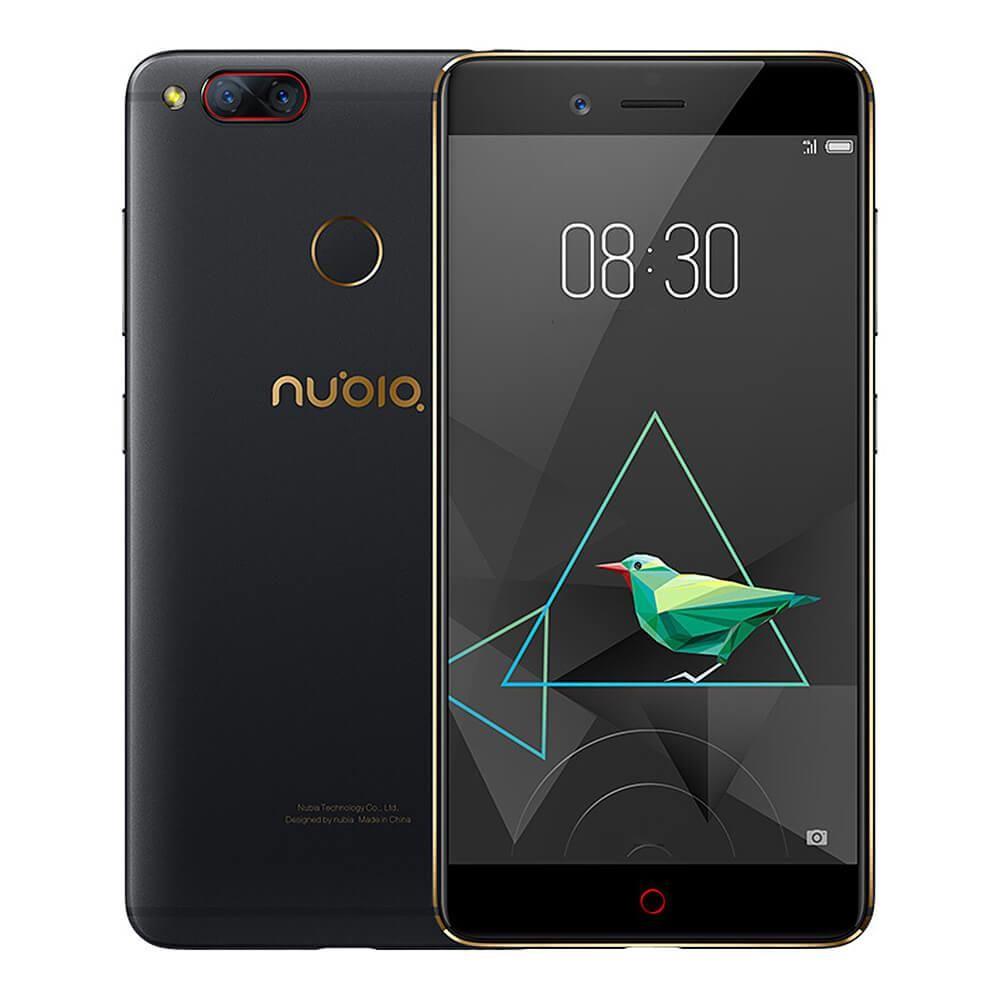 "Smartphone 5.2"" ZTE Nubia Z17 Mini - Snapdragon 652 - 4 Go de RAM - 64 Go (Avec B20)"