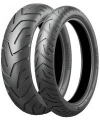 Jusqu'à 40€ remboursé (via ODR) pour l'achat d'un train de pneu moto - Ex: 2 Pneus Bridgestone Battlax A41