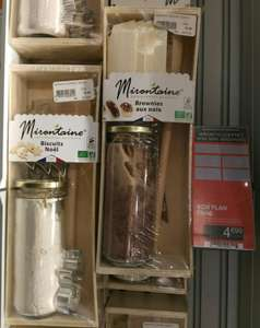 Kit biscuits ou Brownies Mirontaines - Bordeaux (33)