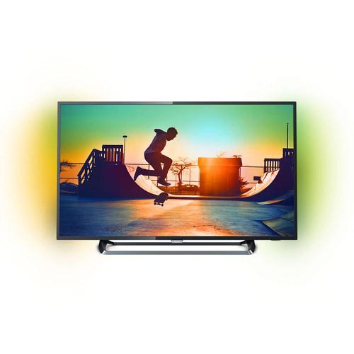 "TV 50"" Philips 50PUS6262 - LED, 4K UHD, HDR, Smart TV, Ambilight 2 côtés"