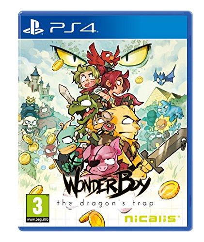 Jeu Wonder Boy : The Dragon's Trap sur PS4 et Nintendo Switch