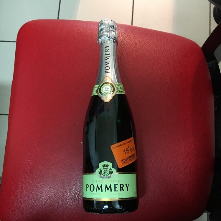 Champagne Pommery Blanc de Blancs Summertime - Paris (75)