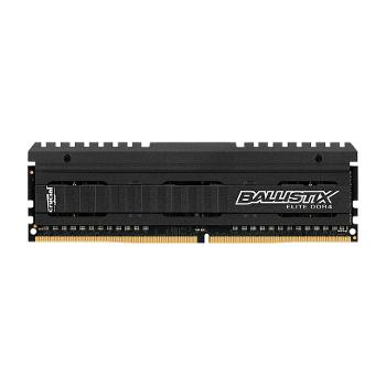 Barrette mémoire DDR4 Ballistix Elite - 8 Go, 3200 MHz, CAS 15