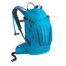 Sac d'hydratation Camel Back L.U.X.E 3L - Modèle femme, bleu