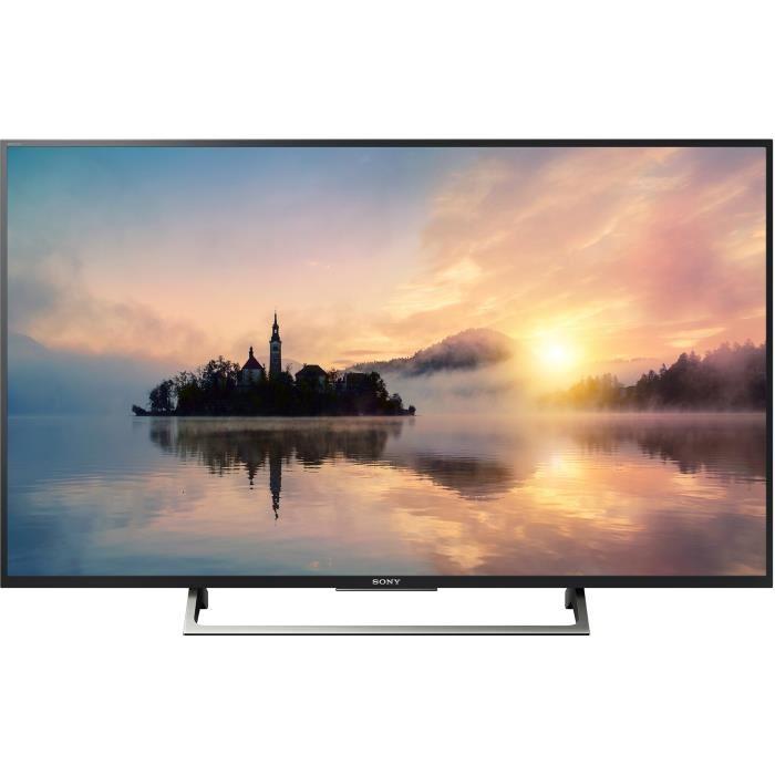 """TV 55"""" Sony KD55XE7005BAEP - 4K UHD, Smart TV"""
