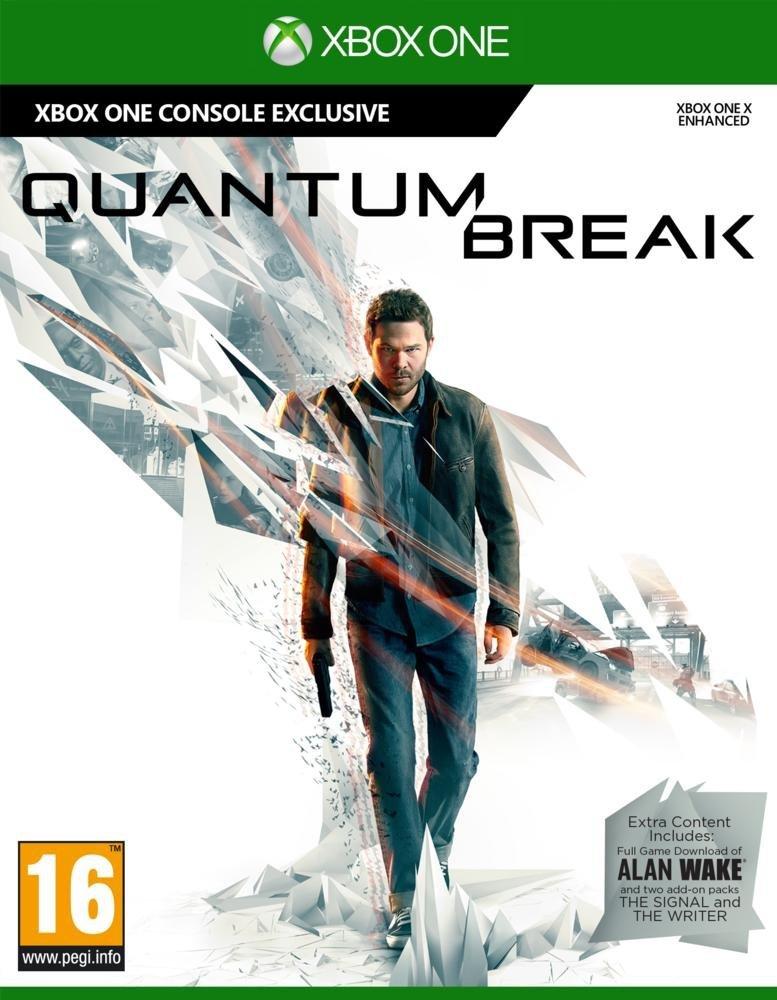 Jeu Quantum Break sur Xbox One + Alan Wake (Dématérialisé)