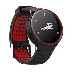 Montre connectée GPS Wabfit Shady Cardio