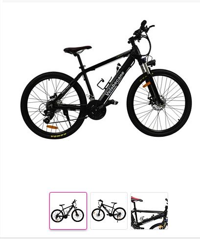"""Vélo électrique 26"""" Vélobécane (VAE) 36V, 24 kg"""