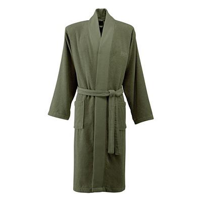 Sélection d'articles Hugo Boss en promotion, Ex: Kimono Loft Hugo Boss en coton 450 g/m² - Bronze (Plusieurs tailles)