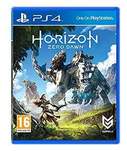 Jeu Horizon Zero Dawn - Standard Edition sur PS4 (Import UK)