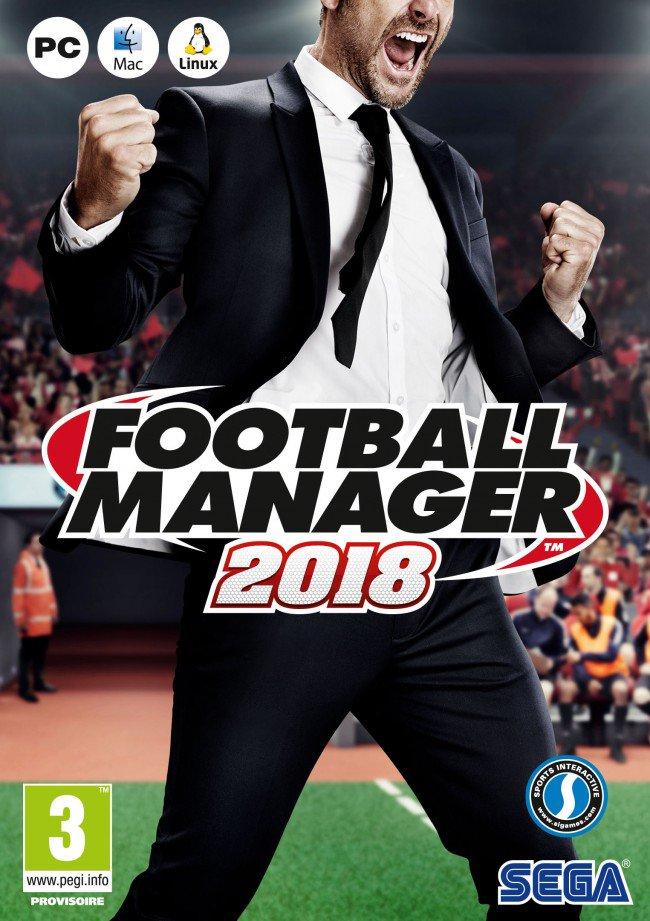 Jeu Football Manager 2018 sur PC ou Mac - (Dématérialisé)