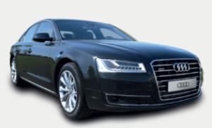 Voiture Audi A8 Avus V6 - 3L, TDI, 262 chevaux, 4 roues motrices