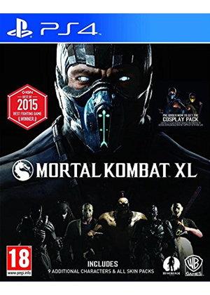 Jeu Mortal Kombat XL sur PS4