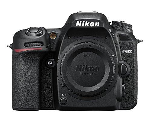 Appareil photo Réflex numérique Nikon D7500 - Boitier nu