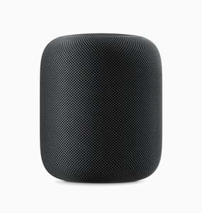 Assistant vocal Apple HomePod - gris, en Anglais