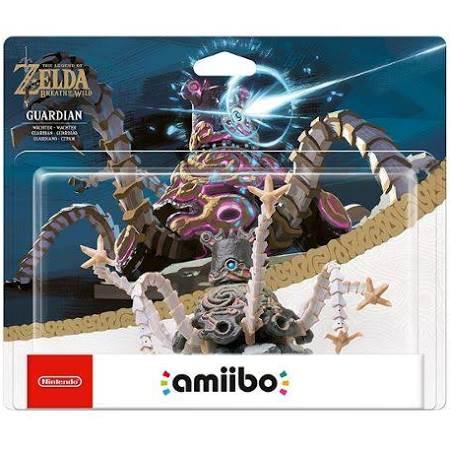 Amiibo The Legend of Zelda - Guardian