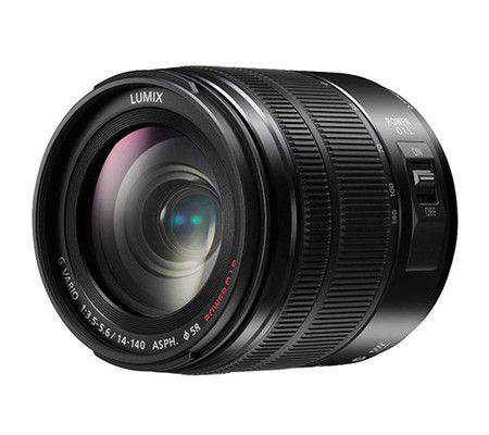 Objectif Panasonic Lumix G Vario 14-140mm f/3,5-5,6