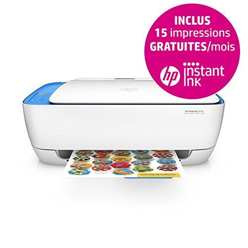 Imprimante Multifonction HP Deskjet 3639 (via ODR de 10 euros)