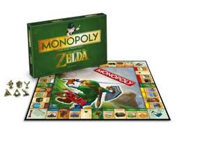 Monopoly The Legend of Zelda VF