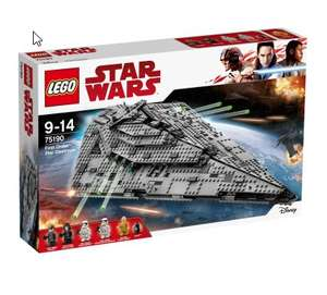 Lego Star Destroyer du 1er Ordre - 75190