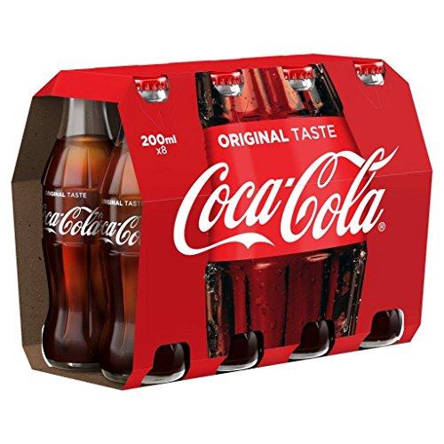 [Amazon Pantry] Pack de 8 Bouteilles Coca-Cola - 8 x 20cl