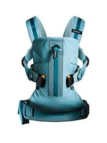 Porte bébé Babybjorn outdoors - Turquoise