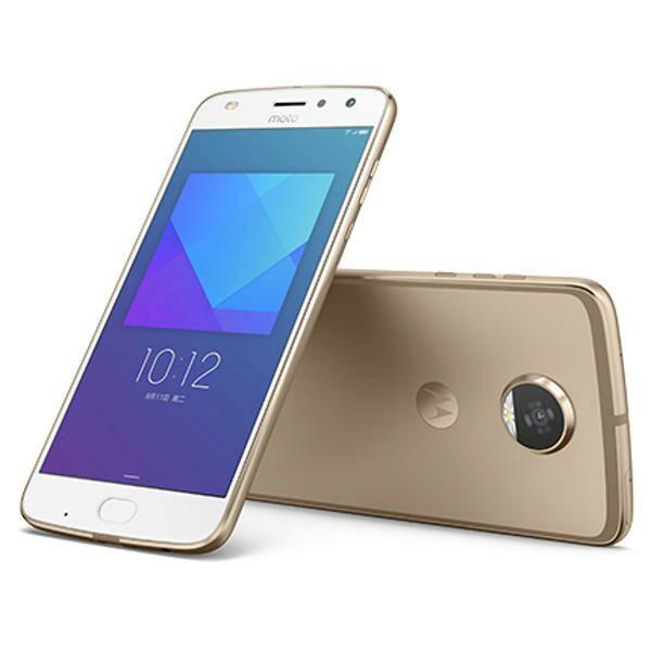 "Smartphone 5.5"" Motorola Moto Z2 Play - Full HD, Snapdragon 626, RAM 4 Go, ROM 64 Go (sans B20)- Or"