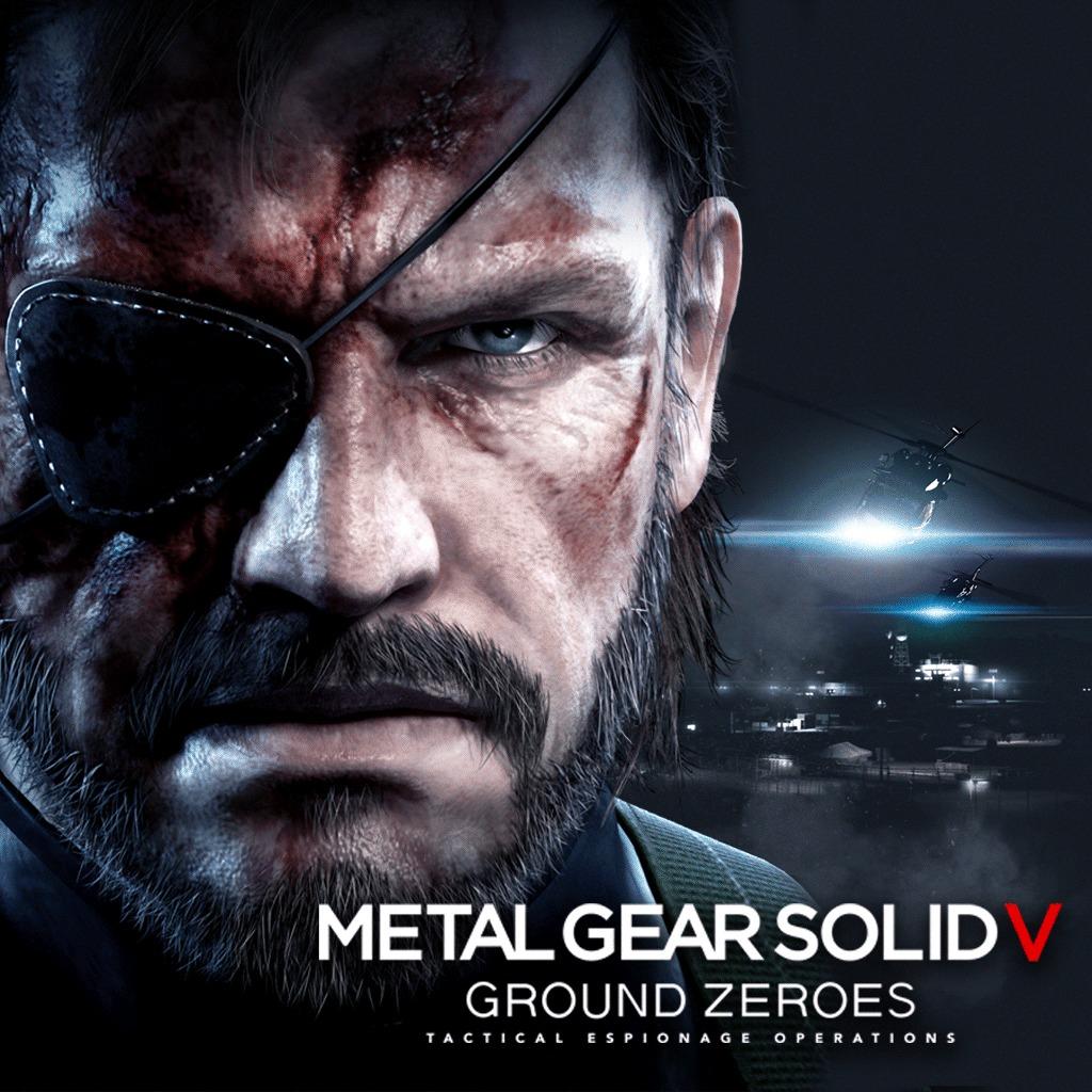 Metal Gear Solid V 5: Ground Zeroes sur PC (Dématérialisé - Steam)