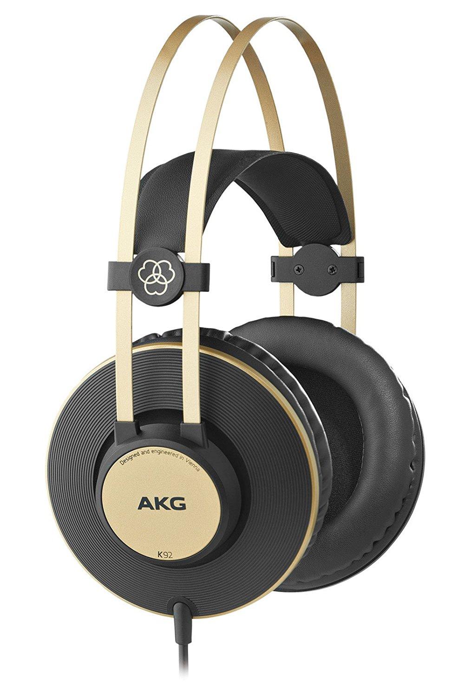 [Prime] Casque Hi-Fi Circum-auriculaire fermé AKG K92