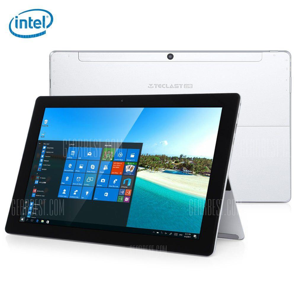 """Tablette 12.2"""" Teclast X5 Pro (Intel Core M3-7Y30 2.6GHz, 8Go RAM, 256Go SSD, Windows 10)"""