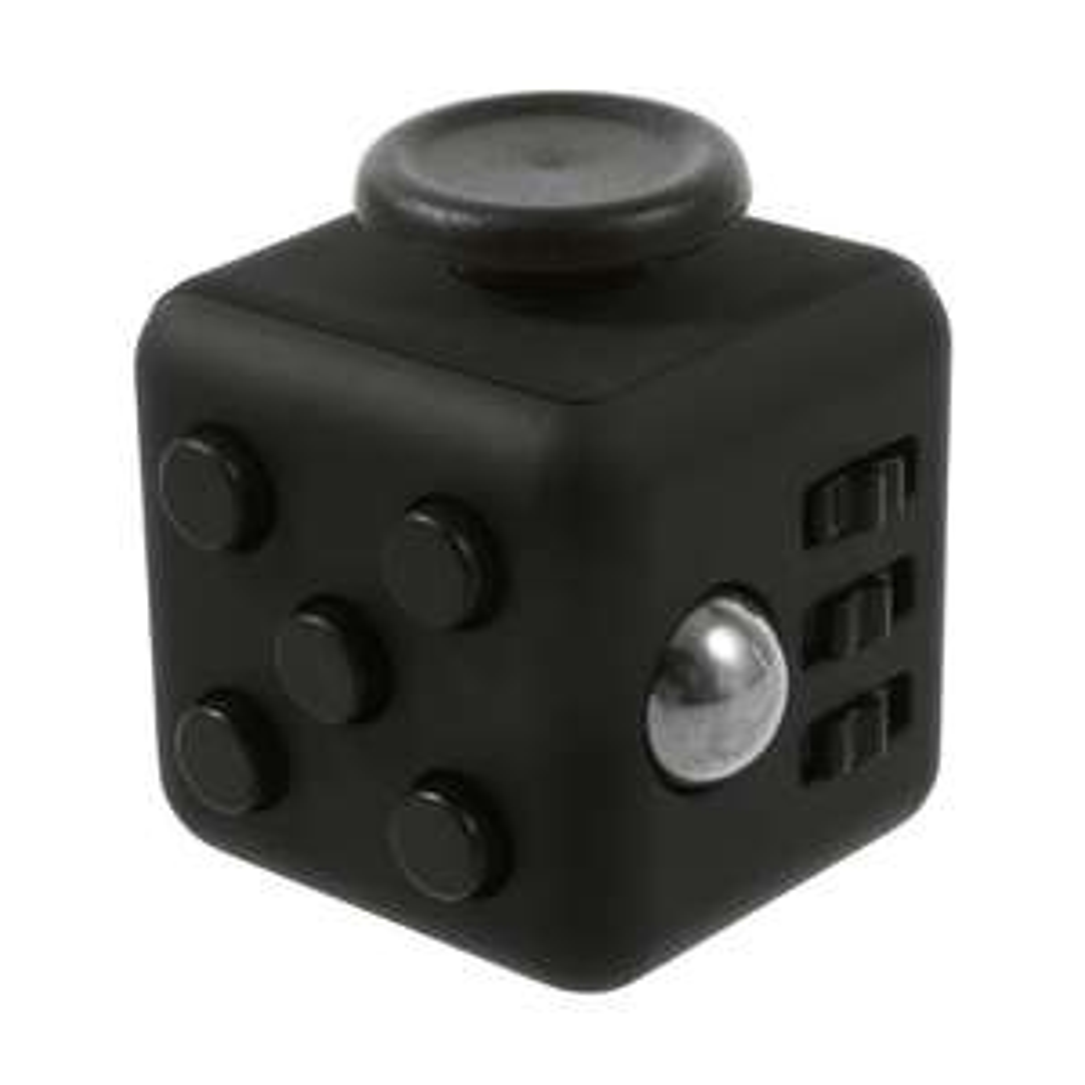 Mini Cube anti-stress - Noir